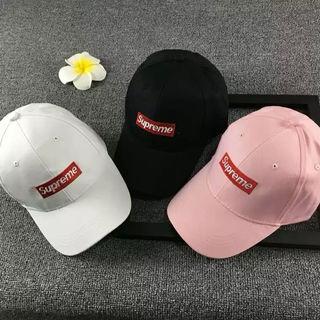 2個セット  supreme  人気 キャップ 帽子