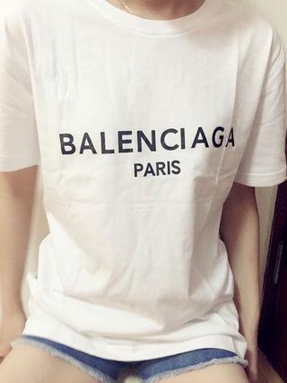 バレンシアガ balenciaga 人気Tシャツ