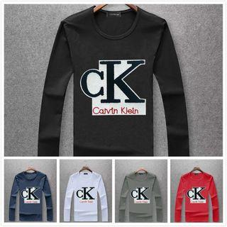 CK メンズインナー 長袖Tシャツ 多サイズ 55