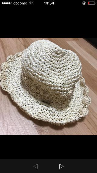 帽子 52cm