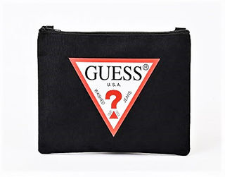 ☆GUESS☆ロゴ入りポーチ☆