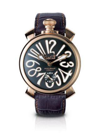 ガガミラノ 男女兼用 腕時計 ベルト 手巻き