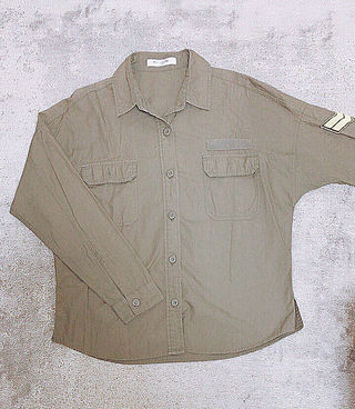 RETROGIRL カットシャツ