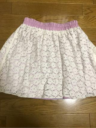 ナイスクラップ スカート