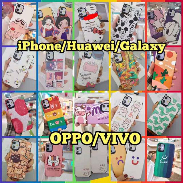 iPhone Huawei ミッキー シルク模様 ケース - フリマアプリ&サイトShoppies[ショッピーズ]