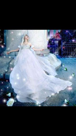 プリンセスセレニティ ドレス
