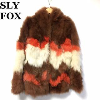 SLY☆スライ FOX/フォックスファーコート
