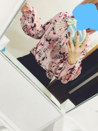グレイル 花柄トップス