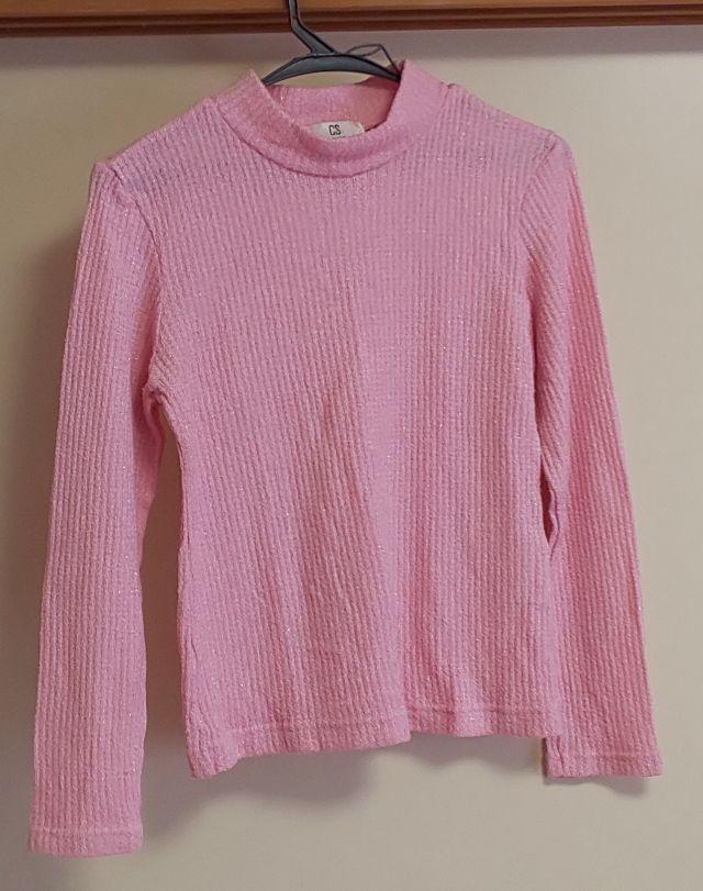 ラメ入りピンク のセーター - フリマアプリ&サイトShoppies[ショッピーズ]