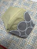 ミナペルホネン 刺繍レースインナーマスク