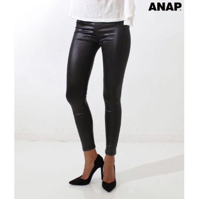 ANAP レギンス(ANAP(アナップ) ) - フリマアプリ&サイトShoppies[ショッピーズ]