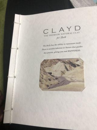 CLAYD 入浴剤 新品