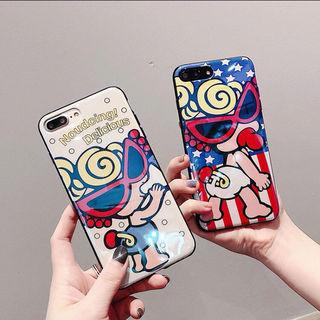 ヒスミニiPhoneケース