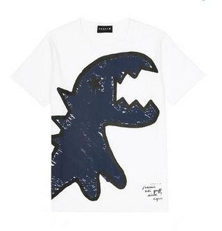 agnes b. アニエスベー ロゴ Tシャツ 3色