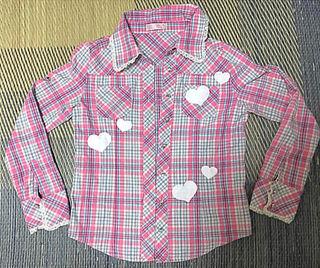 TRALALA可愛いシャツ