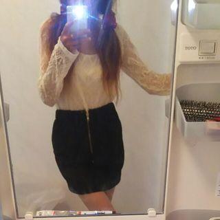 【美品】ByeBye バックリボンスカート