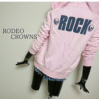 RODEO CROWNS*ROCKパーカー