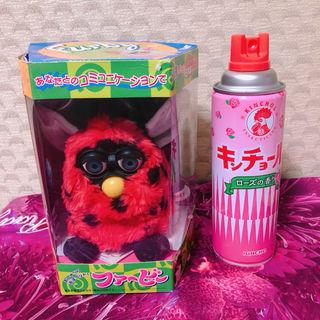 【激レア】 初代ファービー ロボット 日本語