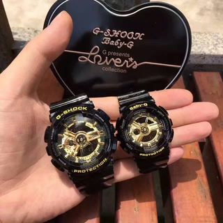 カシオ CASIO 人気腕時計 カップルセット