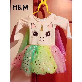 H&M ワンピース