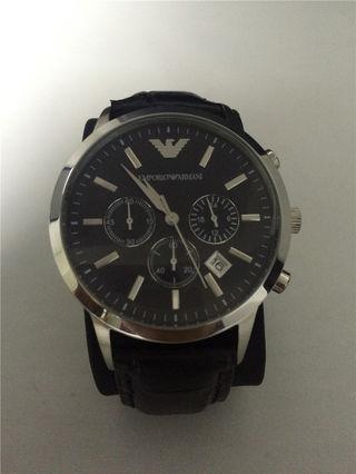 アルマーニ 腕時計