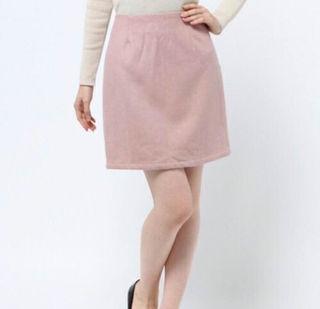 新品値札付き archives 無地ウールタイトスカート
