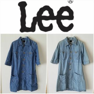 Lee半袖ワンピースセット