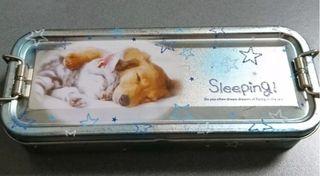 犬&猫 筆箱