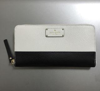 【新品】kate spade バイカラー 長財布