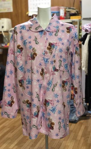 アナと雪の女王パジャマ