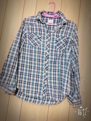 ungrid  チェックシャツ