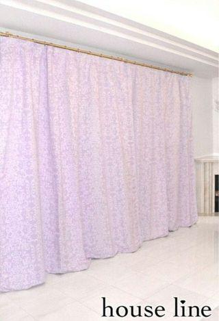 Radyロイヤルダマスクカーテン