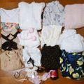 洋服セット21点セットA ブランド商品、アクセサリーも入って