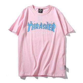 最低価格!THRASHER半袖 色選択可 M-XXL