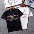 国内発送 Balenciaga 男女兼用 超人気 tシャツ