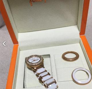 フォリフォリ時計