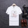 D&G春夏Tシャツ メンズおしゃれ