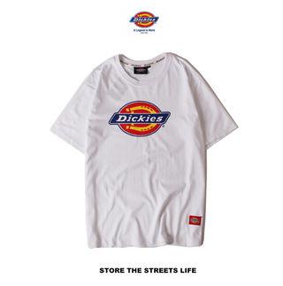 Dickies 男女兼用/人気半袖 Tシャツ-3