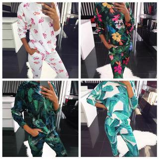 パジャマ ルームウェア セットアップ