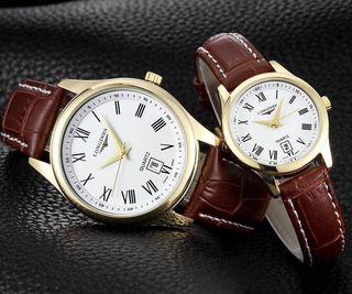 大美品 LONGINES  ウォッチ シャレな腕時計