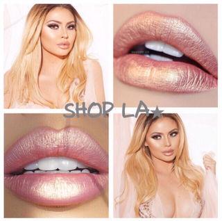 日本未発売Creme Liquid Lipstick