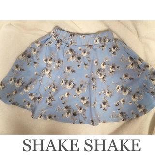 SHAKE SHAKE フレアスカート