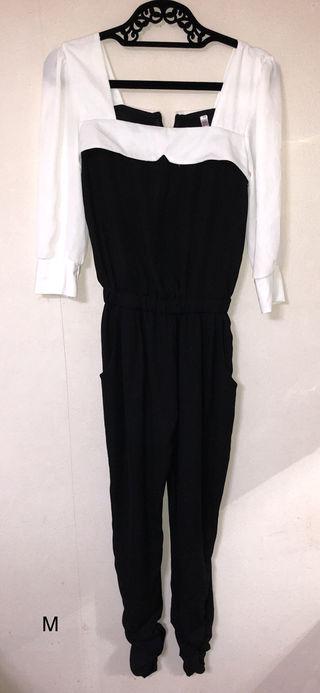 オールインワン 韓国ファッション