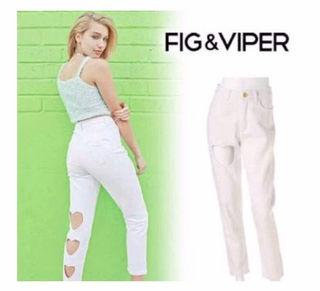 FIG&VIPER新品タグ付き定価11800