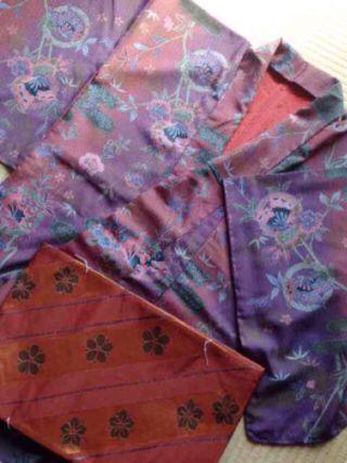 新品  和服・帯
