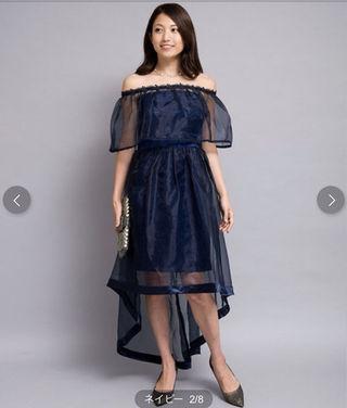 ミリオンカラッツ ドレス ワンピース