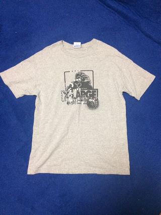 XLARGE Tシャツ グレー