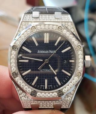 オーデマピゲ ケースダイヤ腕時計