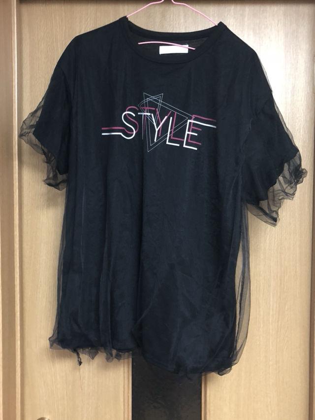 ロングシャツ(CECIL McBEE(セシルマクビー) ) - フリマアプリ&サイトShoppies[ショッピーズ]