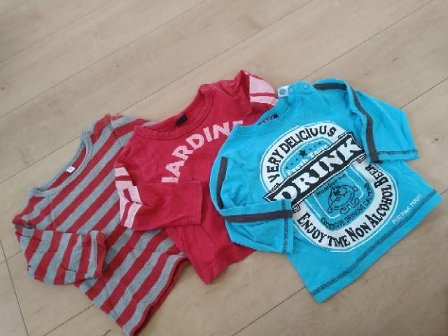 サイズ80 長袖Tシャツ ロンT - フリマアプリ&サイトShoppies[ショッピーズ]